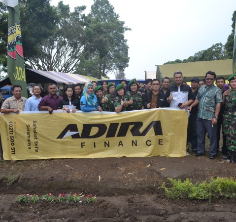 ADIRA Finance's Sinabung Care
