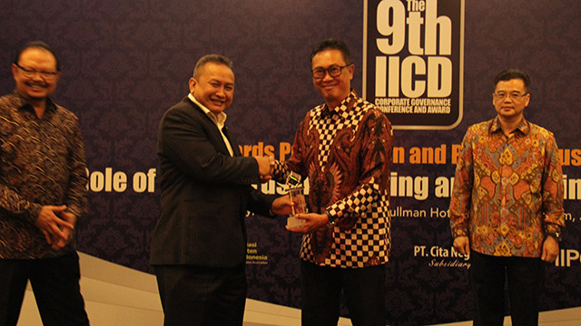 Adira Finance Raih Penghargaan Dalam The 9th IICD CG Award