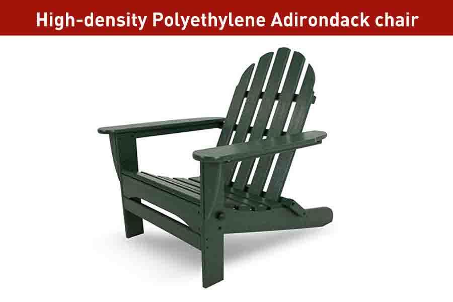 HDPE adirondack chairs