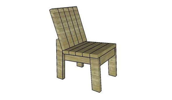 My outdoor plans adirondack chair plan FREE