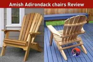 amish cedar adirondack chair