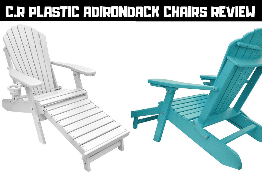 CR Plastics Adirondack Chair Review (2020)
