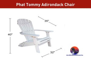 phat Tommy Adirondack Chair