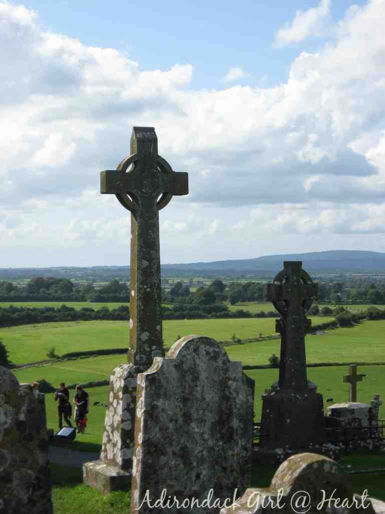 Celtic Cross in Ireland