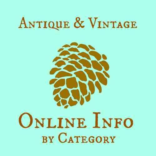antique and vintage online information