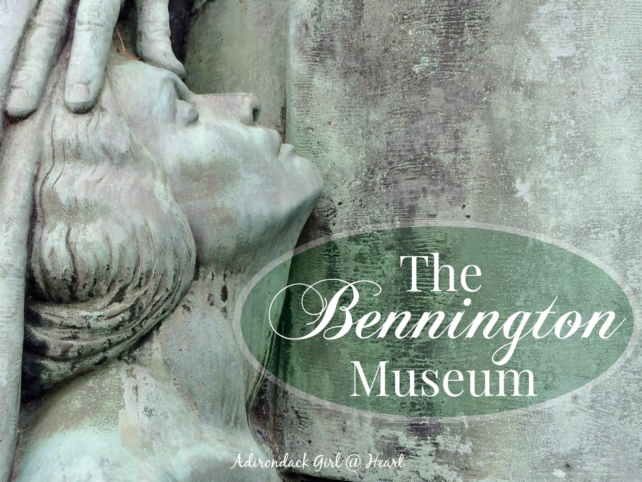 Bennington Museum entrance