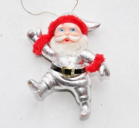 vintage astronaut santa