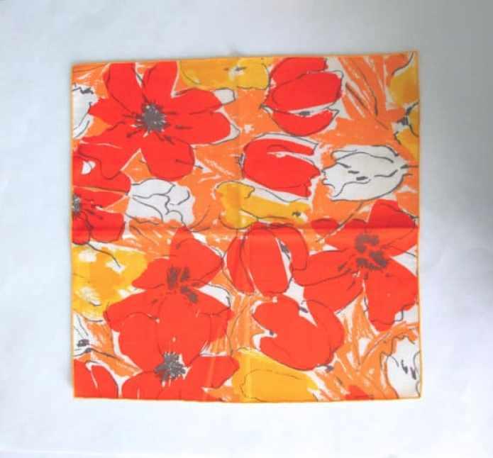 vintage vera napkin