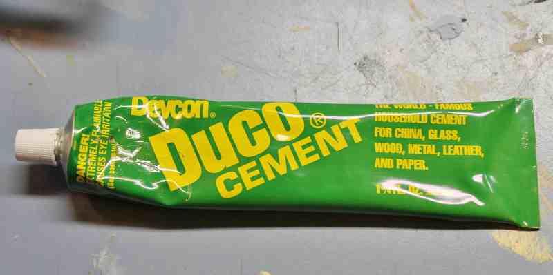 Duco cement