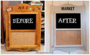 A Message Center Makeover