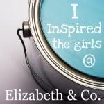 Elizabeth & Co. Button