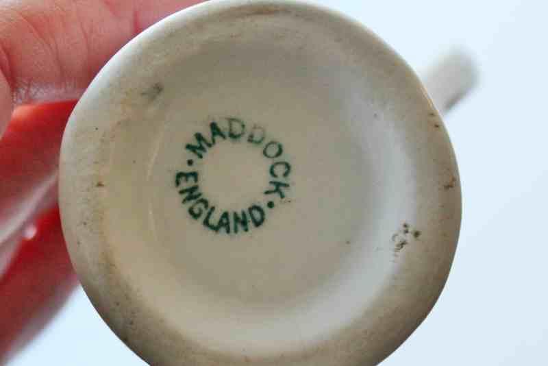 Maddock england mark