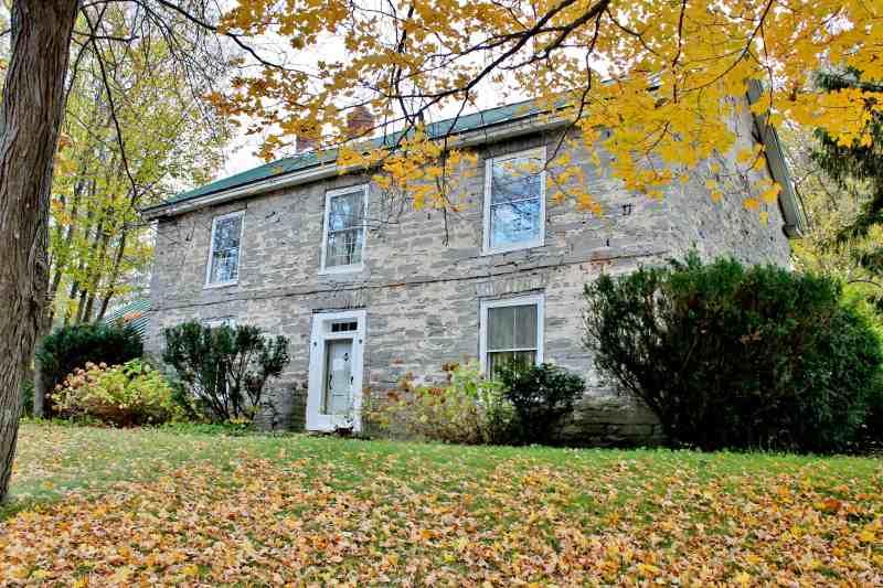 Becker Stone House, Schoharie, NY