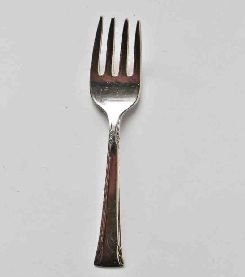Sterling Silver Child's Fork for sale
