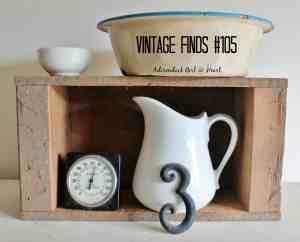 This Week's Vintage Finds #105