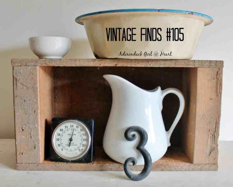 Various vintage finds