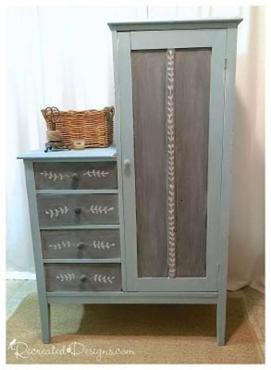 antique-chifferobe at Recreated Designs