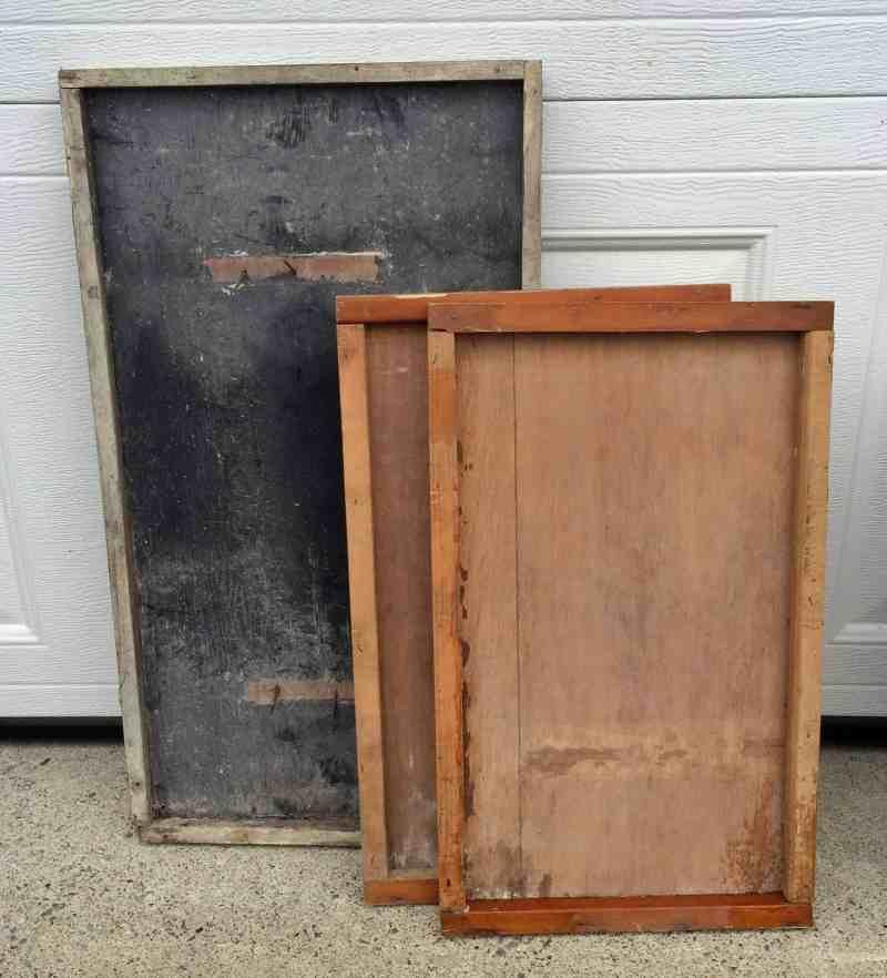 Vintage Scrap wood