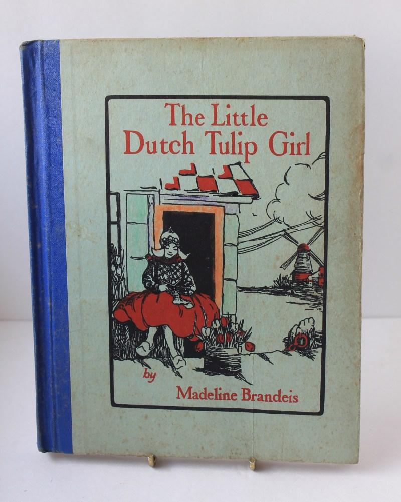 Book, The Little Tulip girl, c.1927