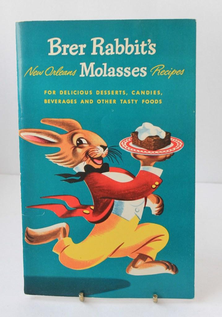 Vintage 1930's Brer Rabbit Molasses Cooking Booklet