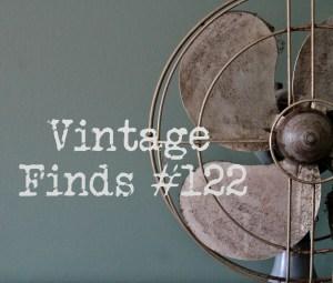 This Week's Vintage Finds #122