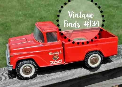 Vintage Buddy L Truck Vintage Finds #134 Adirondack Girl @ Heart