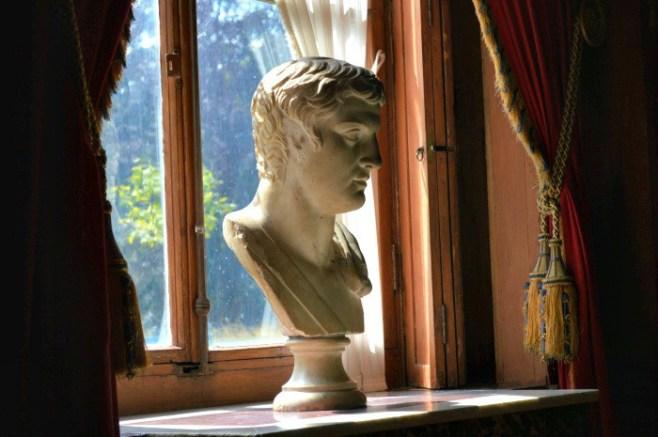 Napoleon Bust at Brocante Treasures Sharon 42