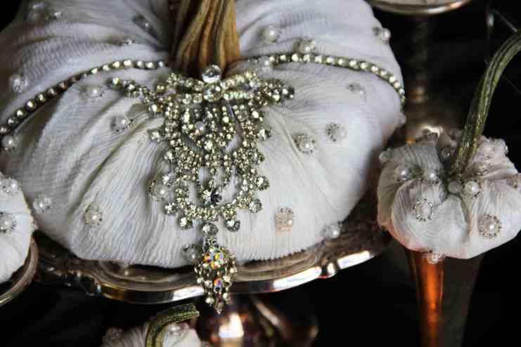 Ornate Splendor's Embellished Pumpkins 44 Cecilia