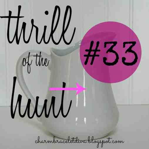 Thrill of the Hunt #33 Charm Bracelet Diva