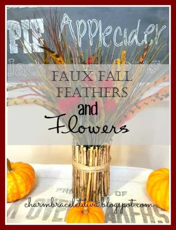 fall-feather-bouquet-charm-bracelet-diva