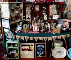 My Shaker Craft Fair Booth