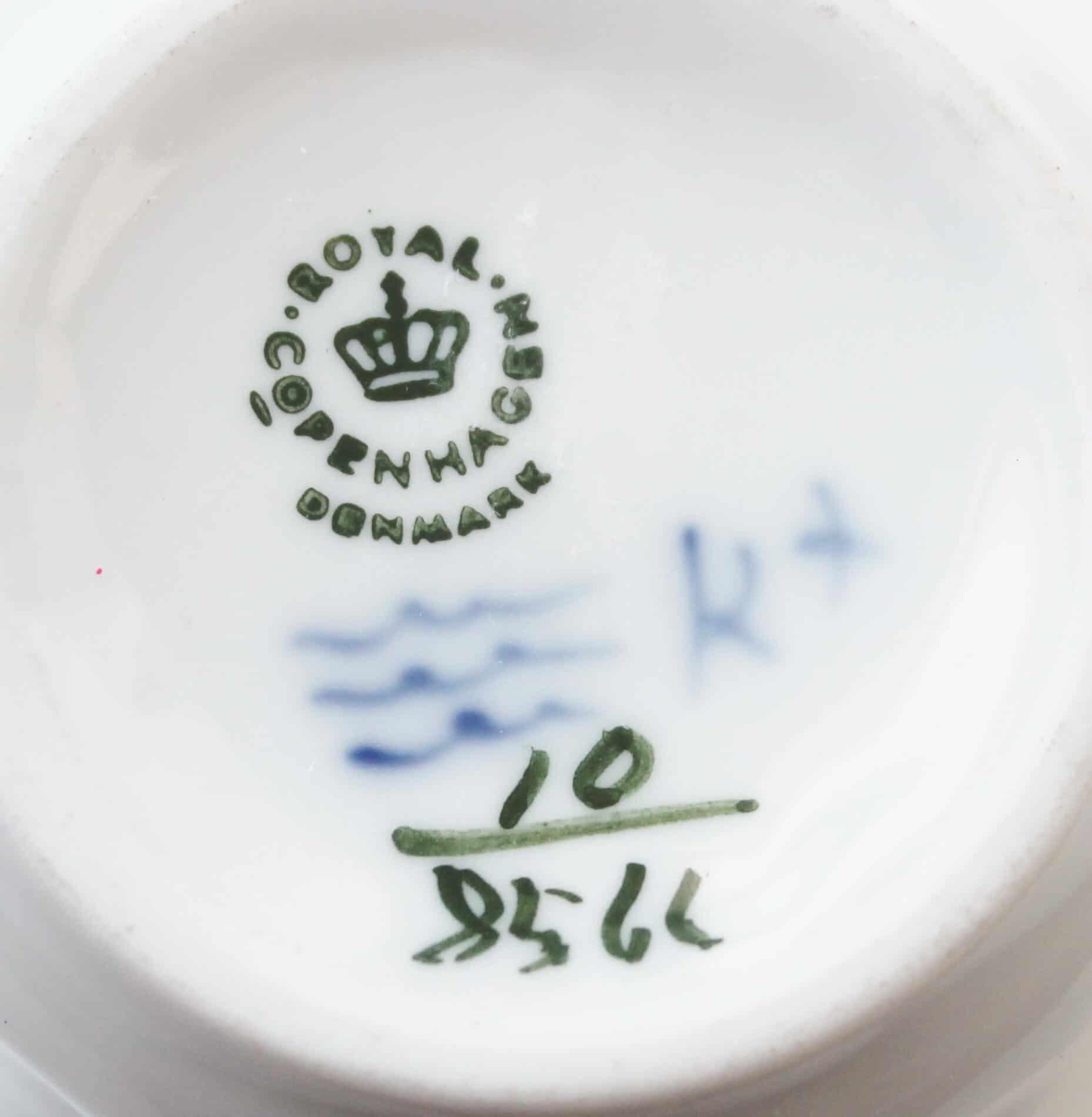 royal copenhagen mark