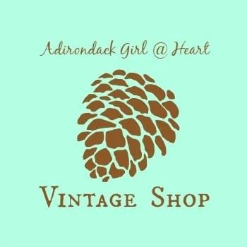 Adirondack Girl @ Heart Vintage Blog Shop Button