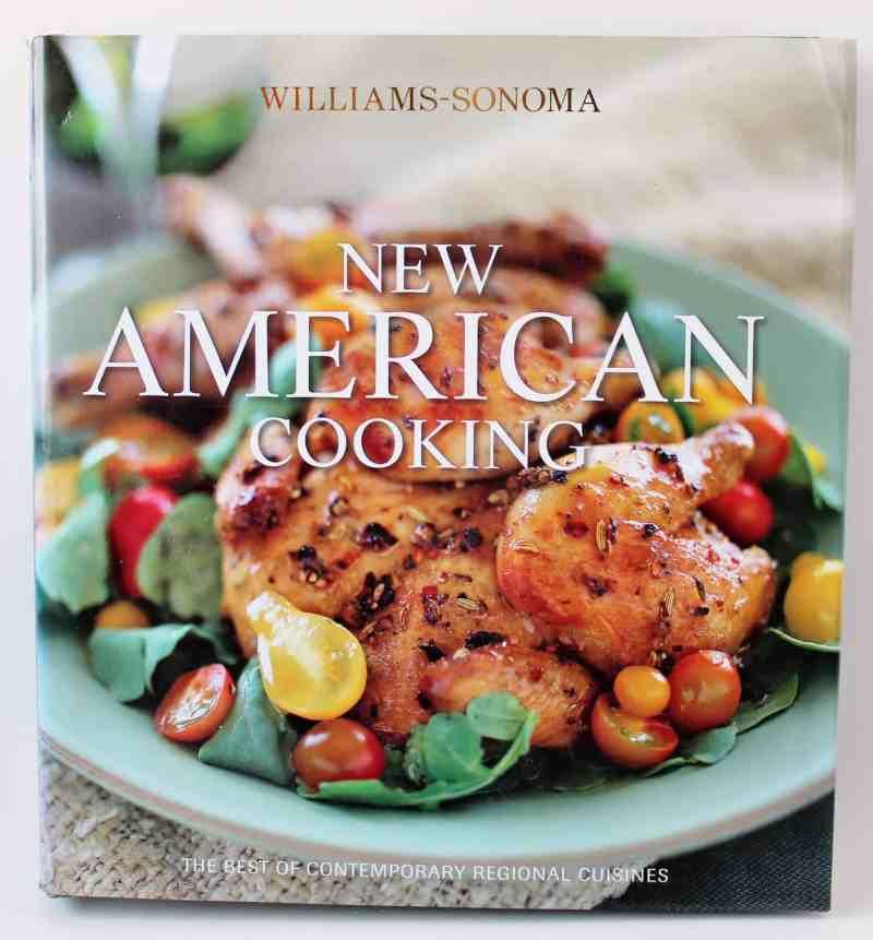 williams sonoma cook book