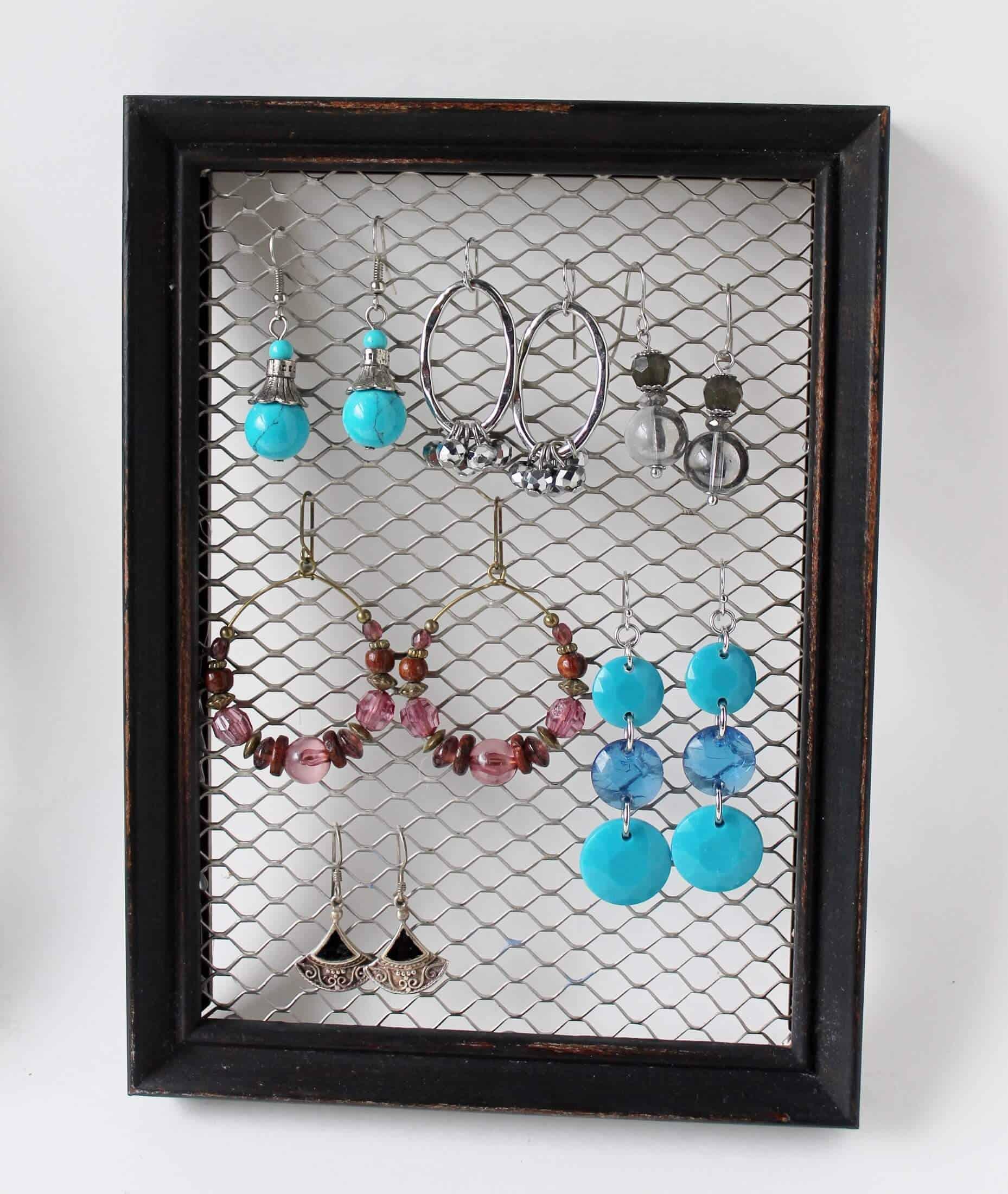 earring holder