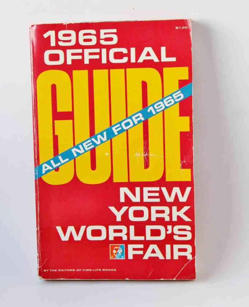 1965 worlds fair guide