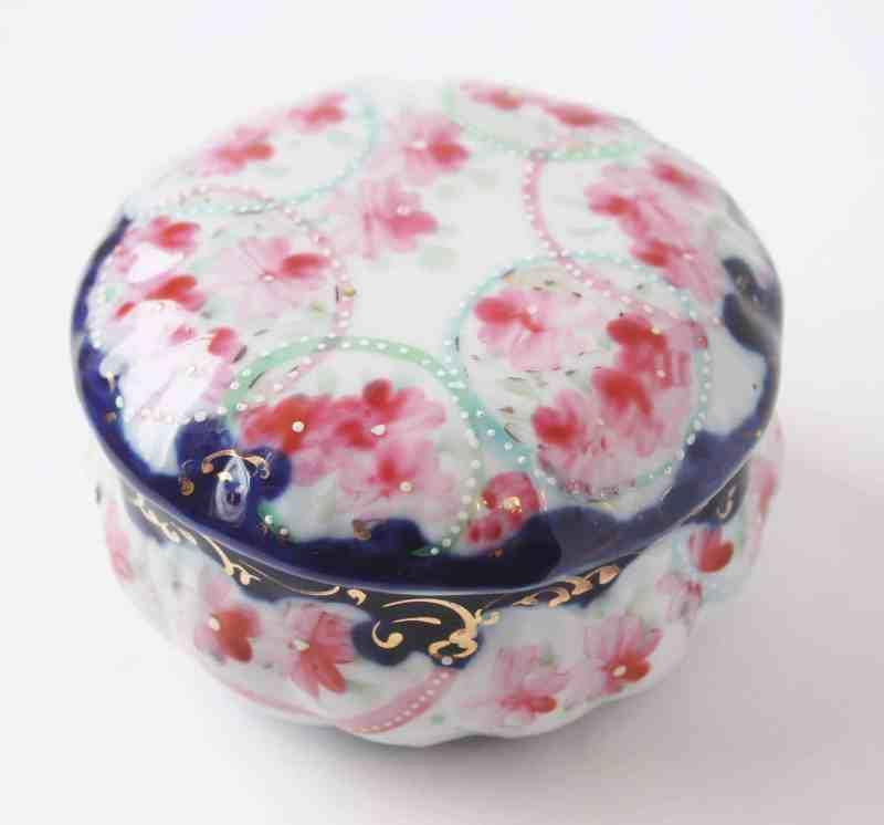 china vanity jar