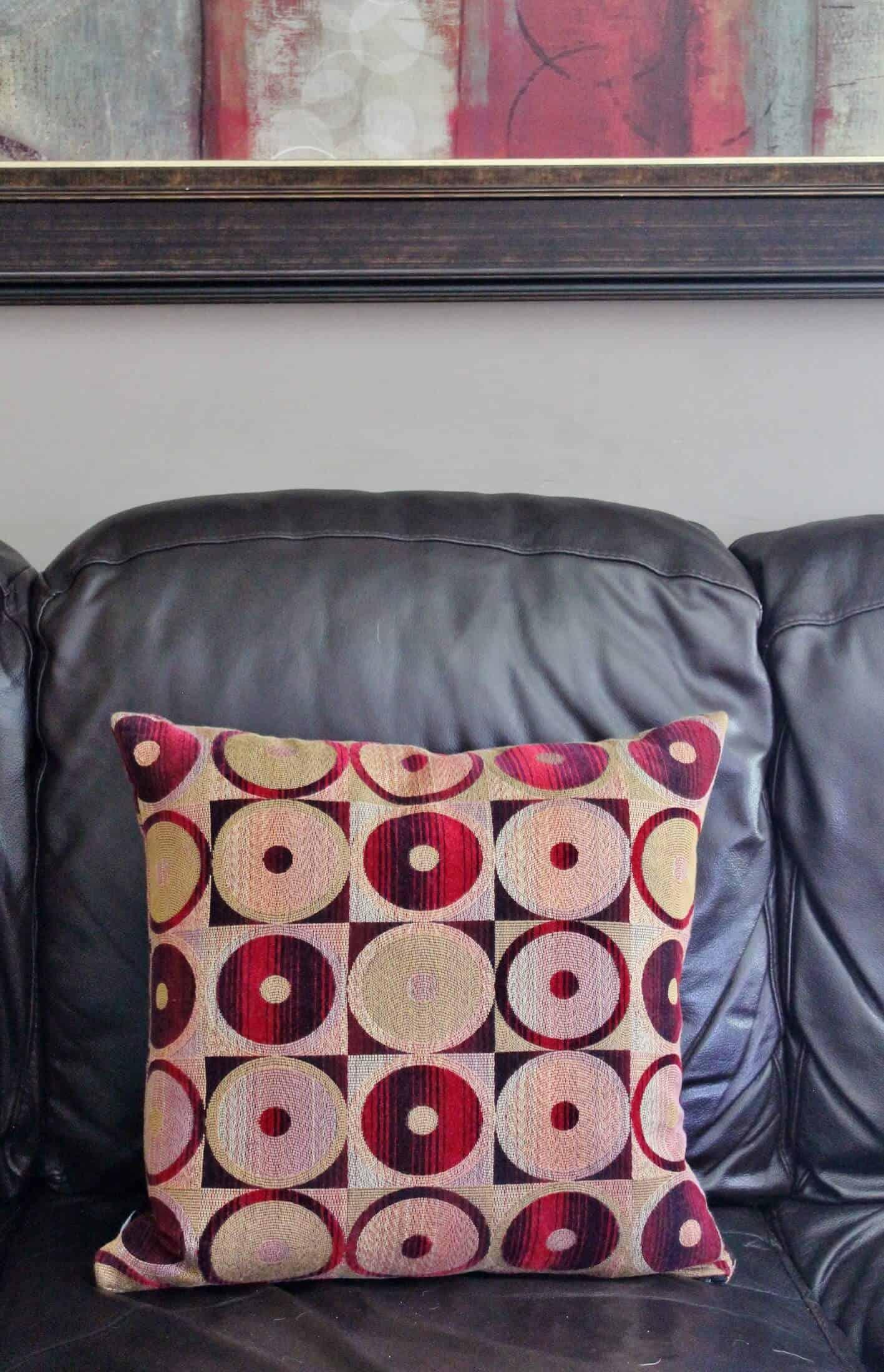 modern style down pillows