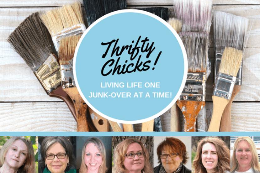 Thrifty Chicks Logo