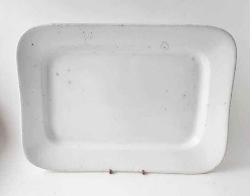 Vintage Maddock & Co. Ironstone platter