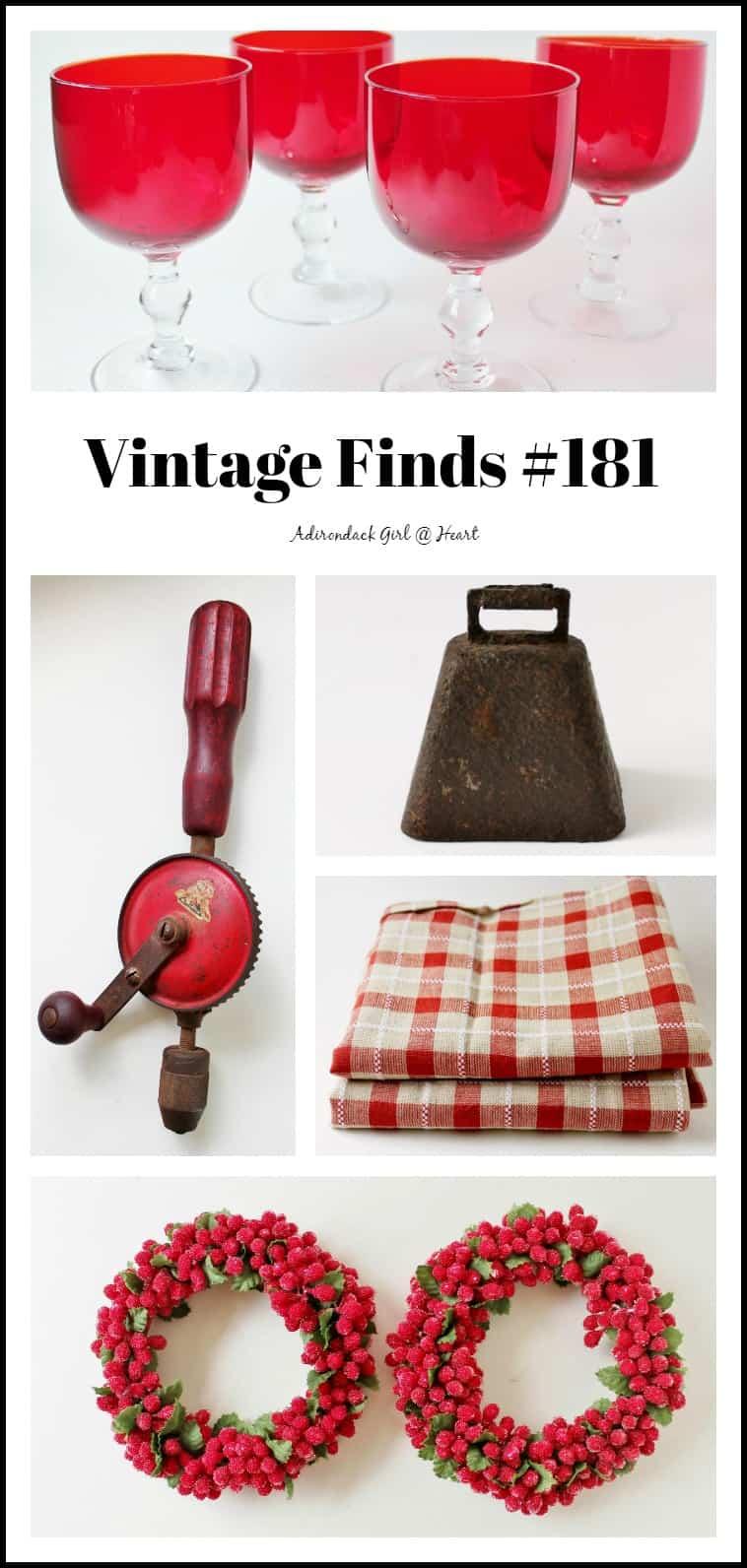 vintage finds #181