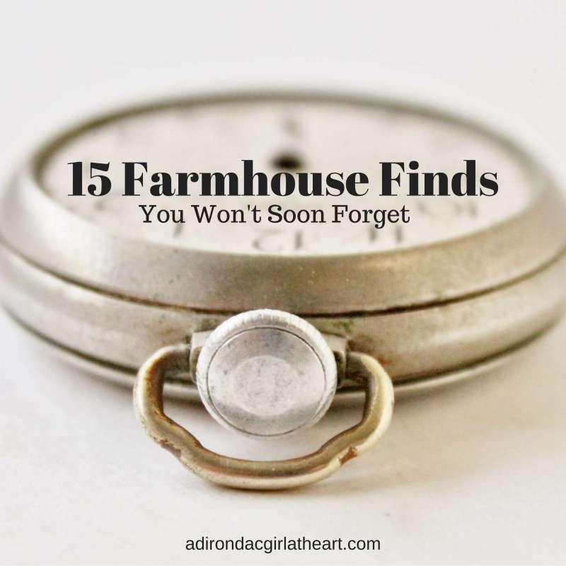 15 farmhouse finds adirondackgirlatheart.com