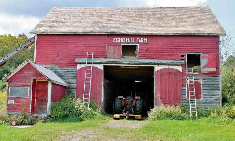 red barn echo farms