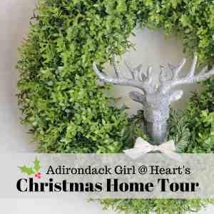 Vintage Christmas Home Tour 2017