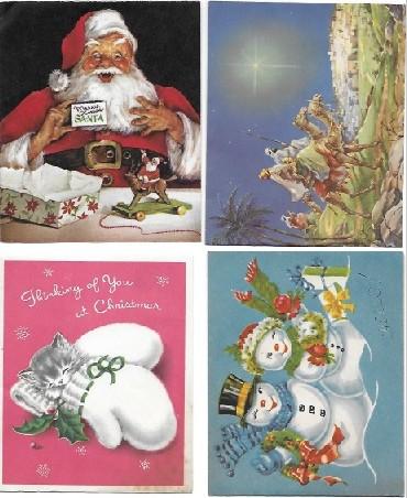 vintage christmas cards pdf adirondackgirlatheart.com