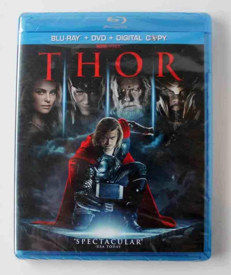 Thor DVD NIP