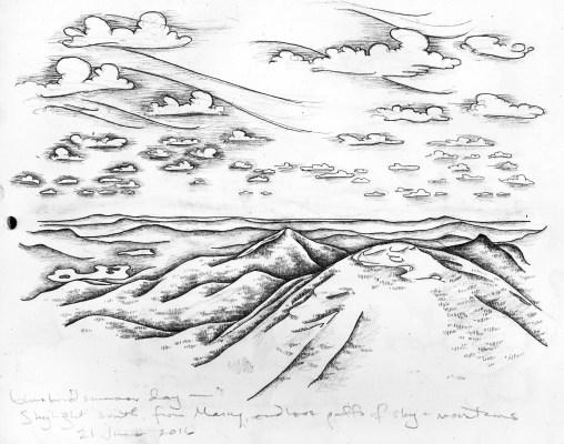 Olstad Drawing Marcy