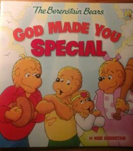 Berenstain Bears God Made You Special Book Review