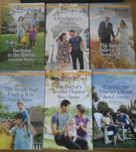 Harlequin Books ~ Love Inspired ~ Review & Discount