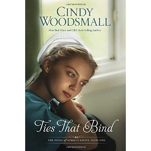 Ties That Bind: A Novel (The Amish of Summer Grove) Book Cover